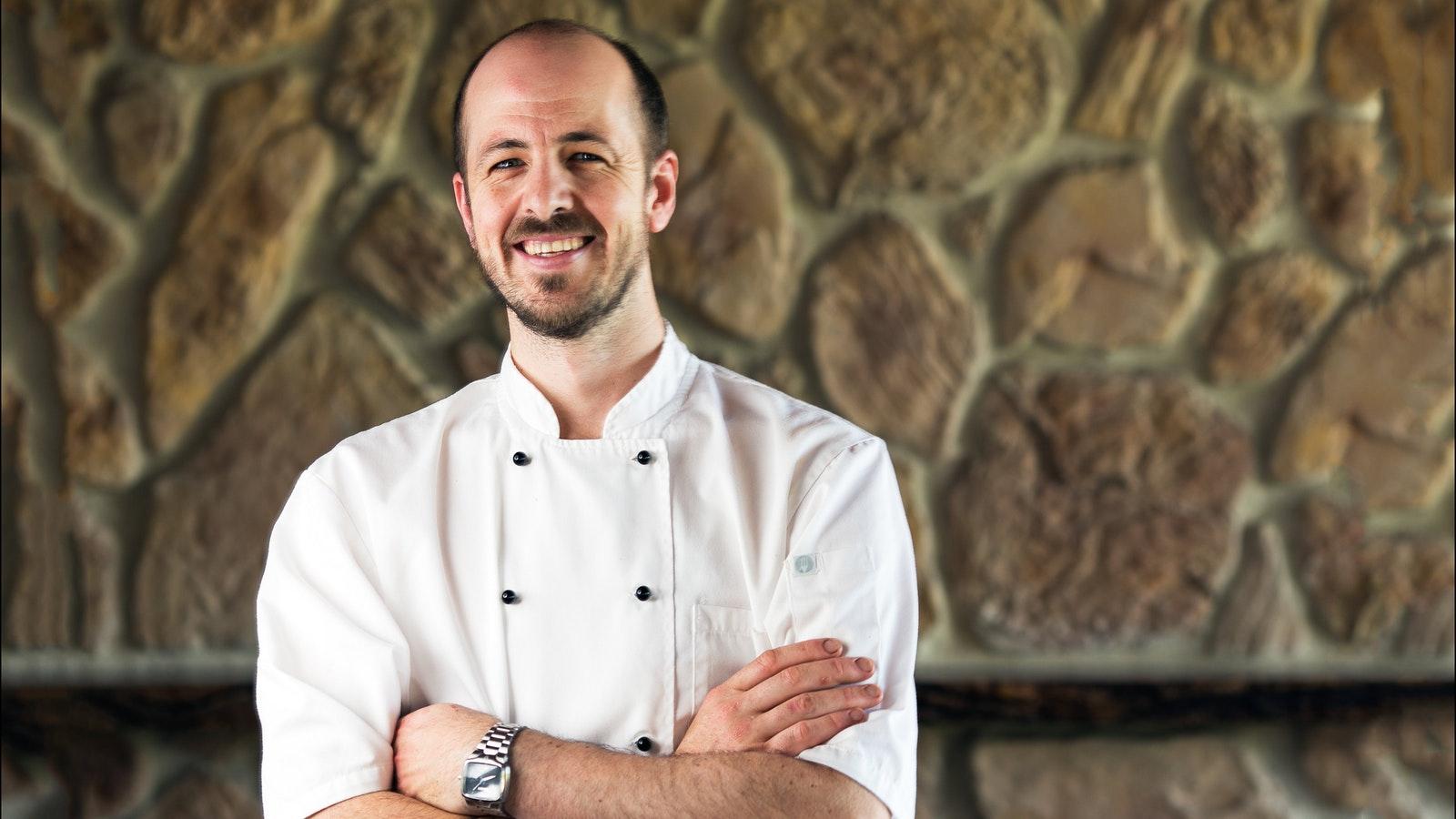 Chef Julian Hills