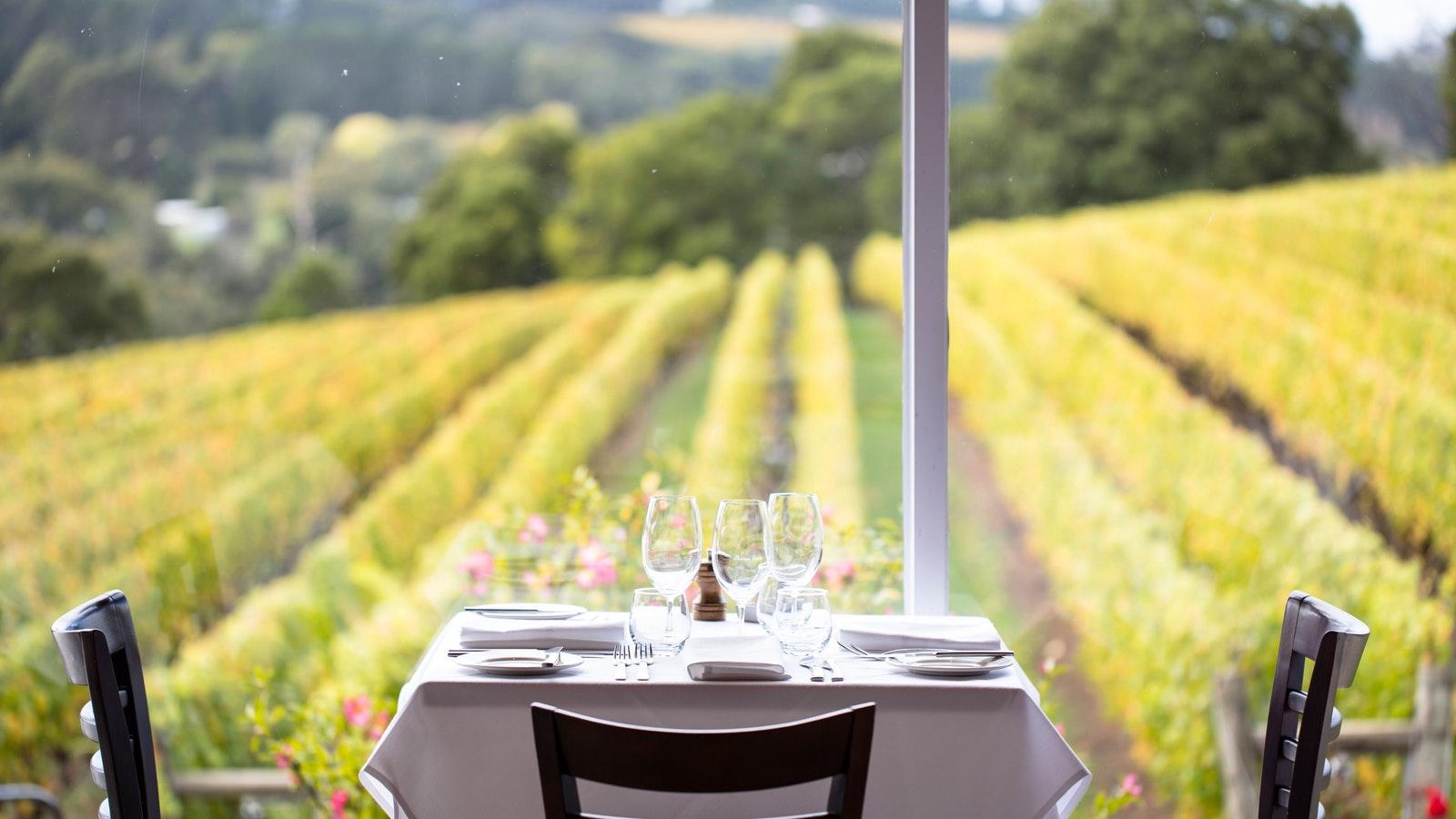 Paringa Estate Restaurant