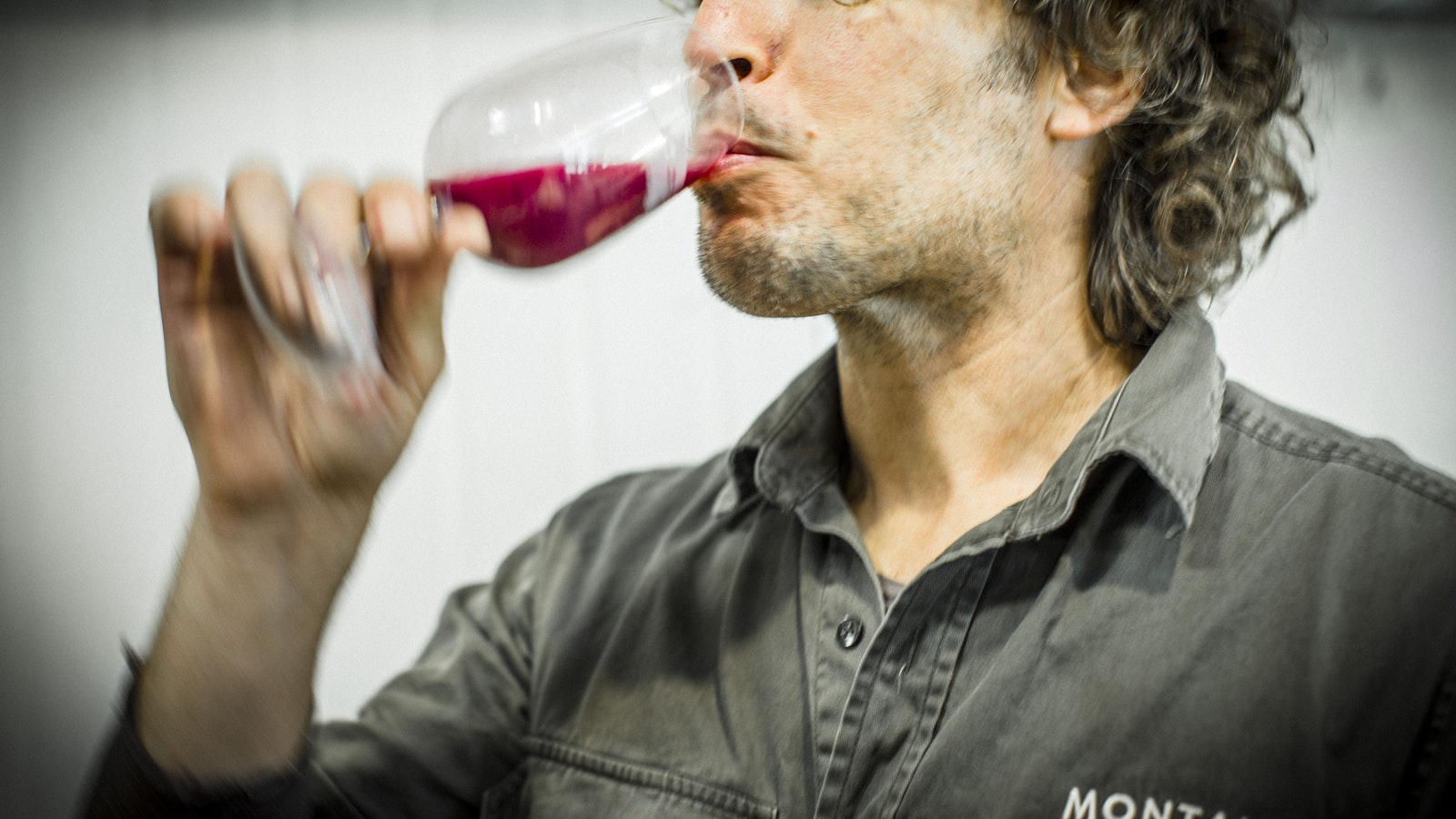 Montalto winemaker Simon Black