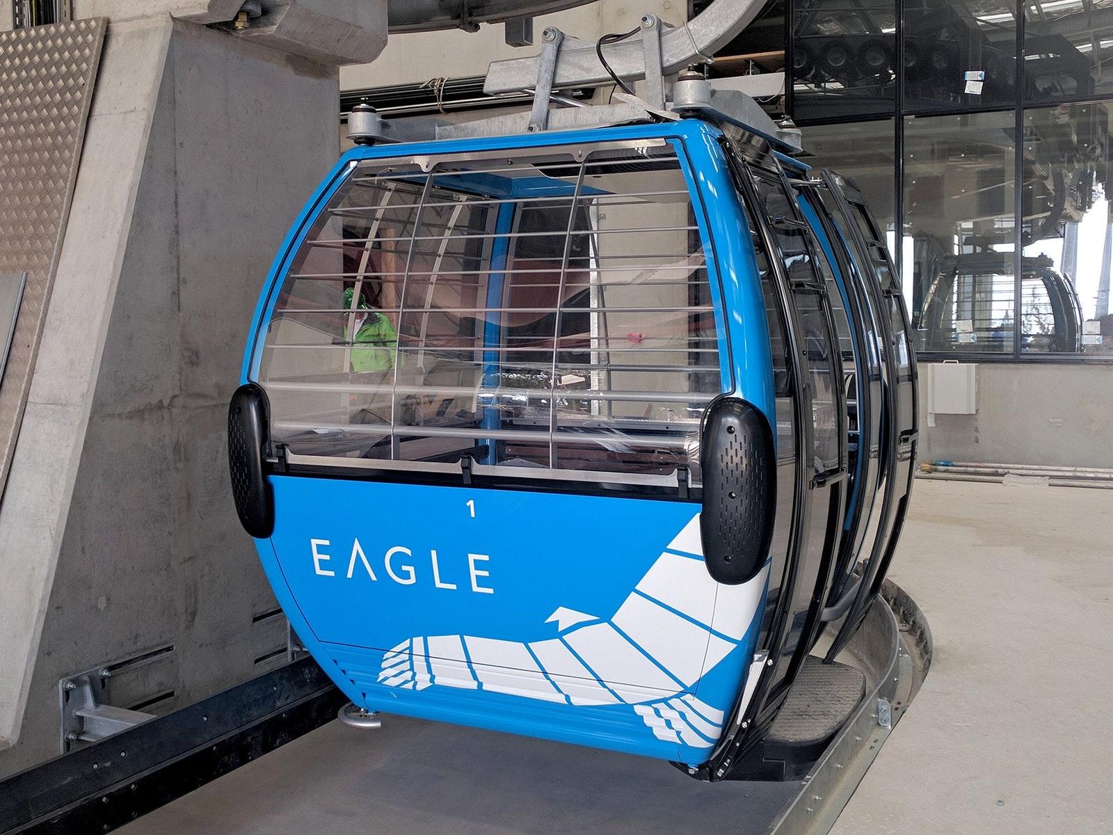 Arthurs Seat Eagle Gondola