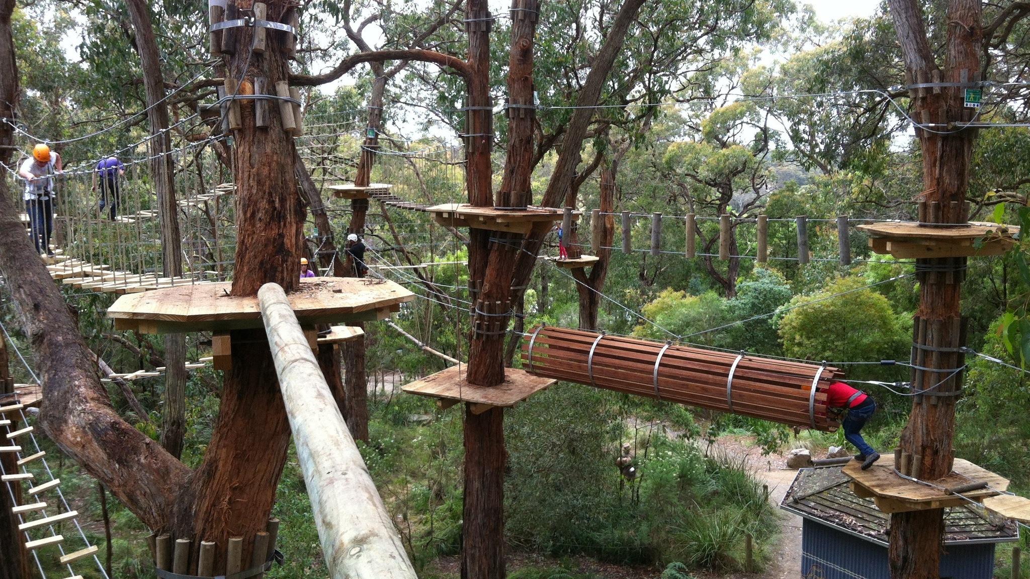 Enchanted Garden: The Enchanted Adventure Garden, Attraction, Mornington