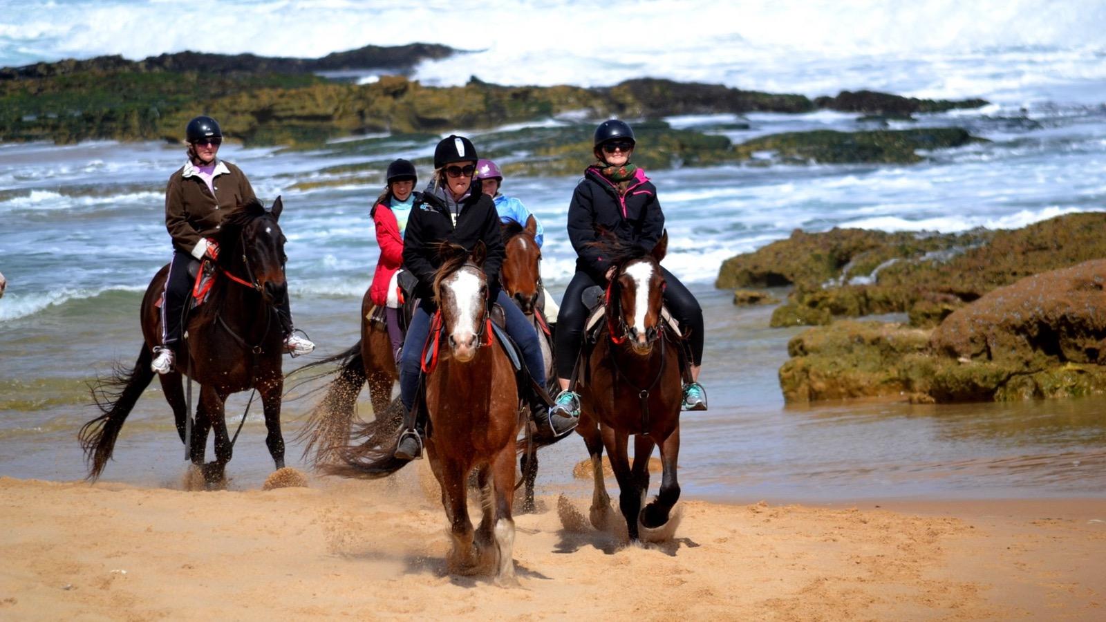 Bush'n'Beach Ride