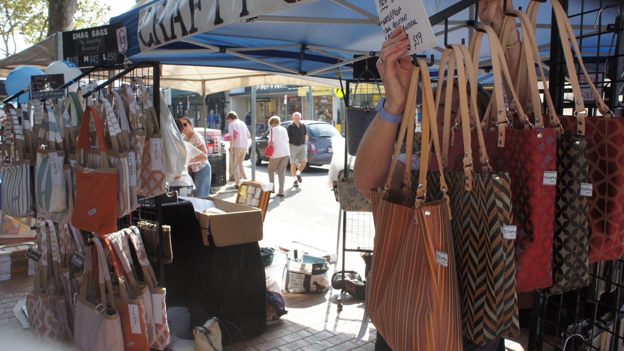 Main Street Market Mornington