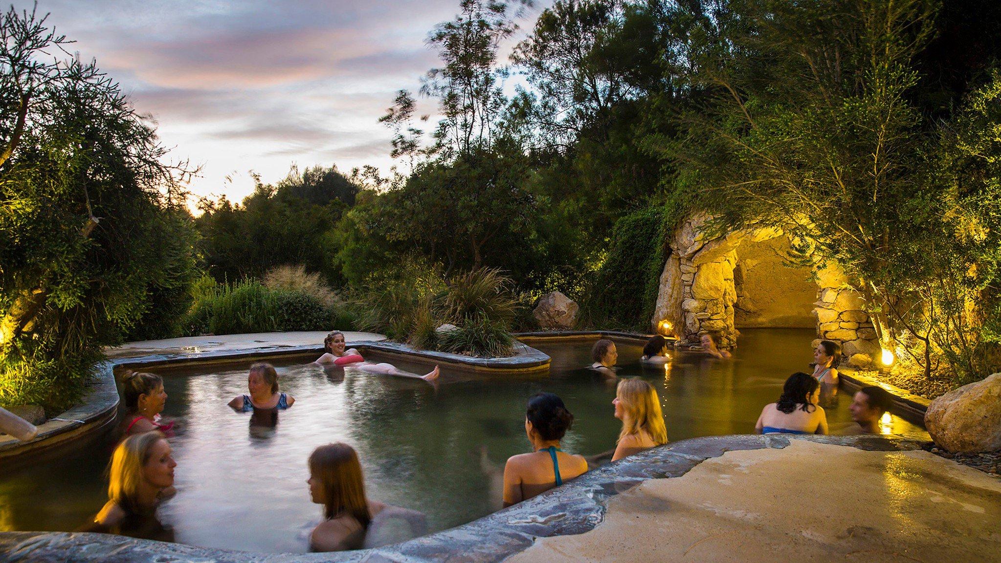 Coastal Hot Springs Spa
