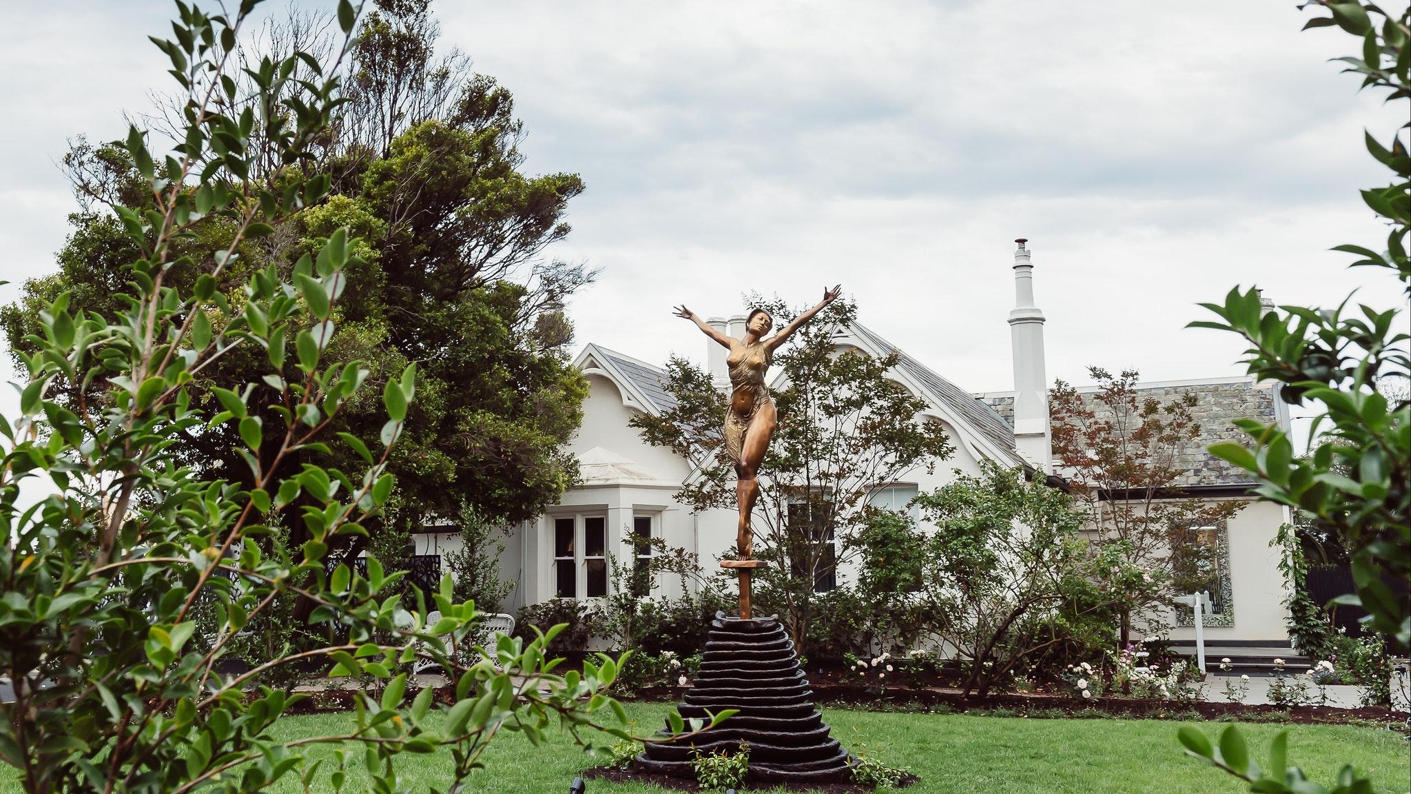 The Wellness Manor - Sculpture