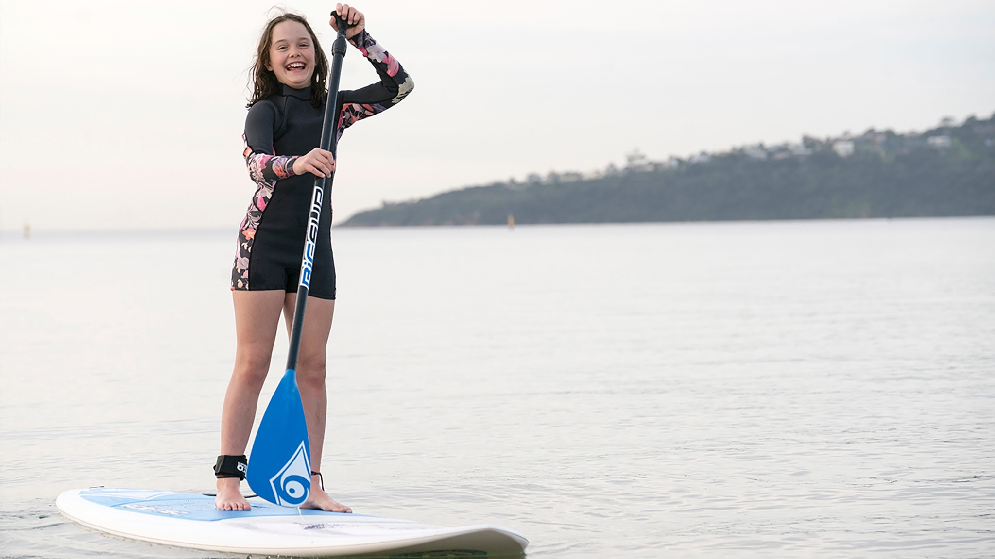 Kids Stand Up Paddle Board Lesson