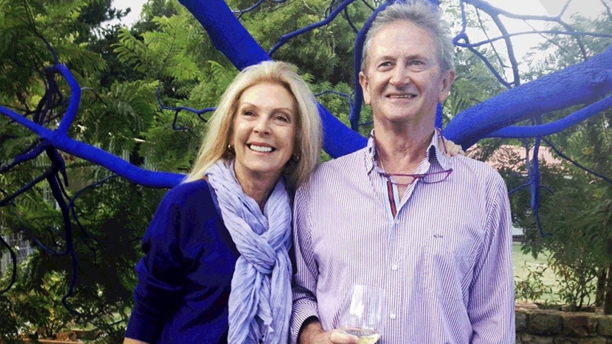 Tony and Cathie Hancy, Biodynamic Pioneers at Prancing Horse Estate