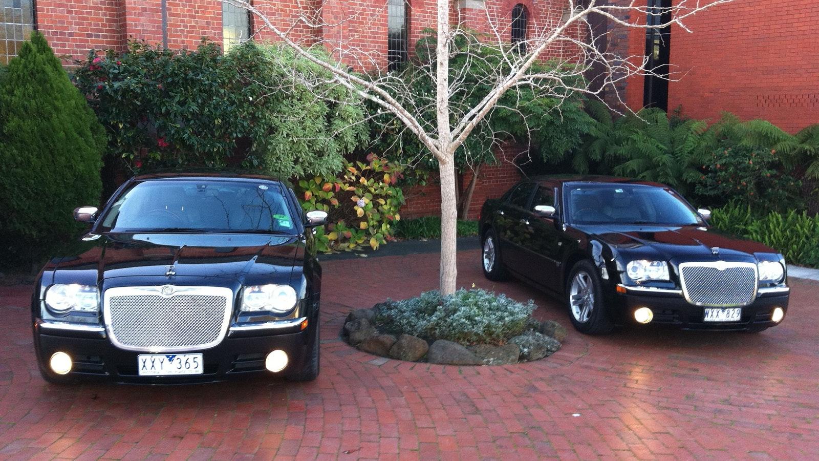 Mornington Chauffeured Limousines Chrysler 300C