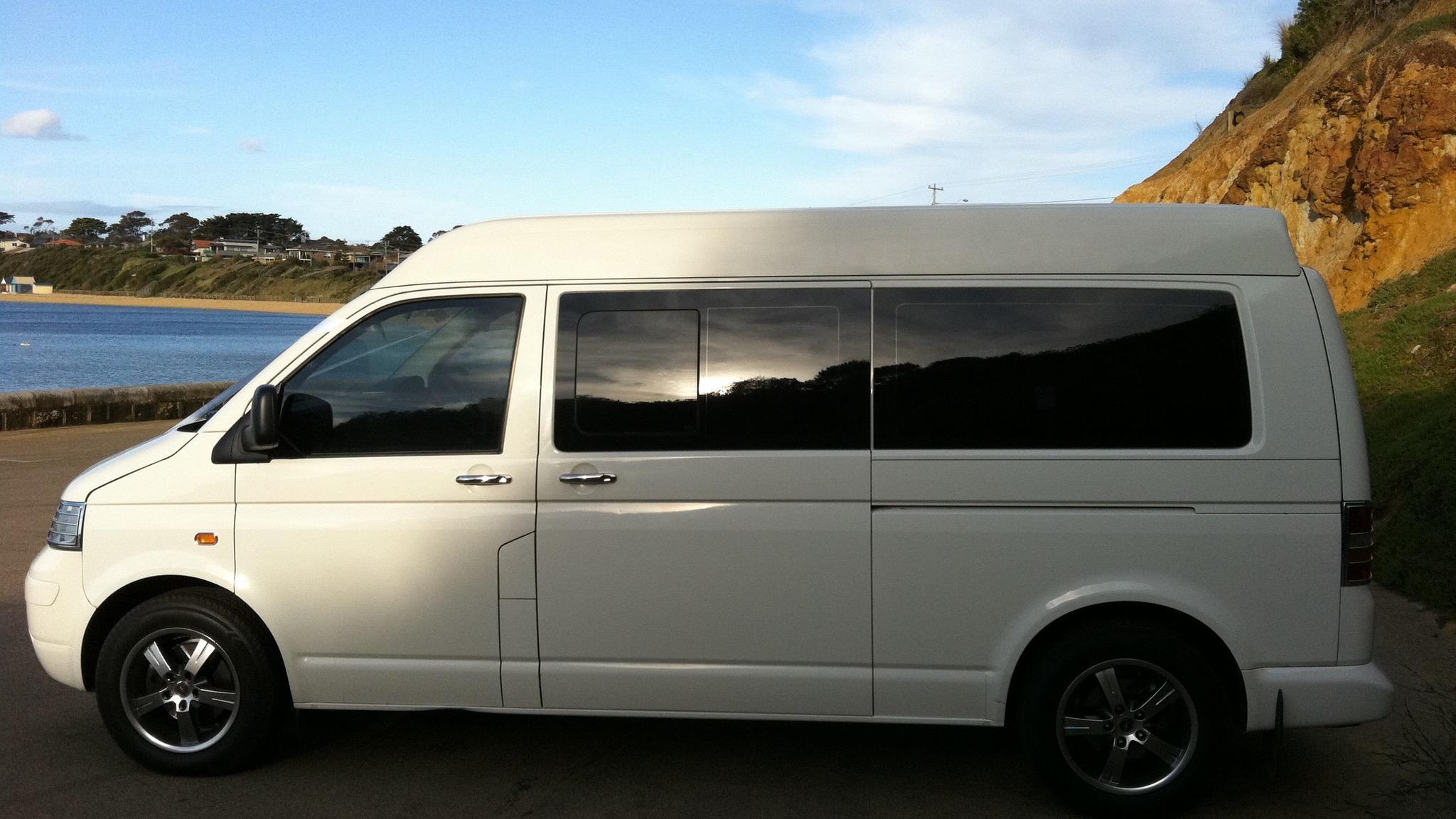 Mornington Chauffeured Limousines Mini Bus