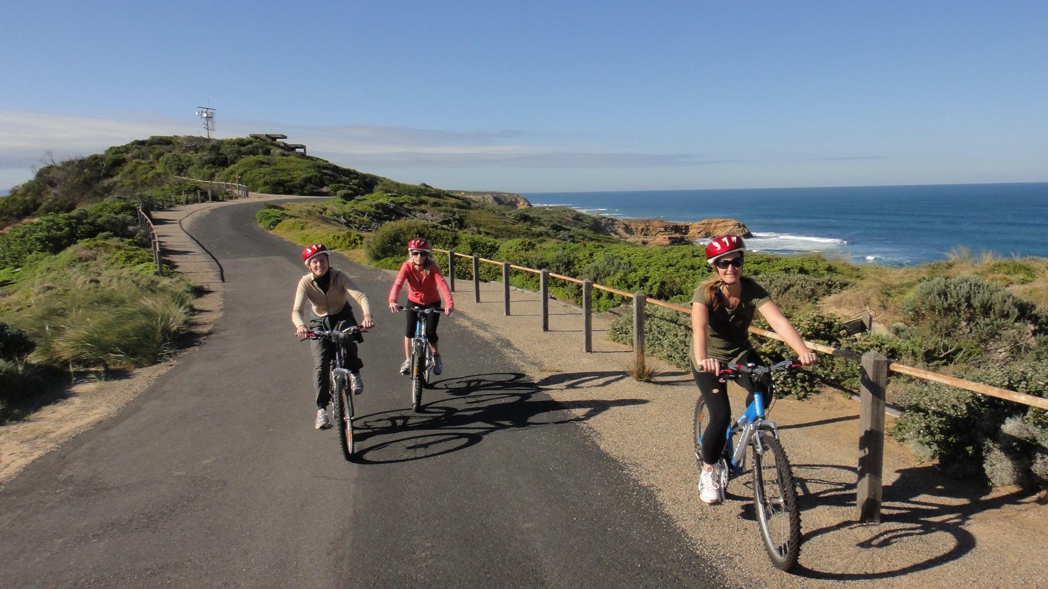 Bike Riding Mornington Peninsula