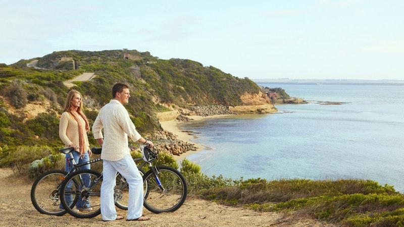 Bike Riding Point Nepan National Park