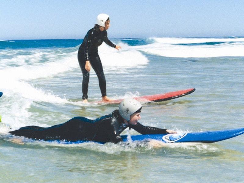 Surf on the Mornington Peninsula