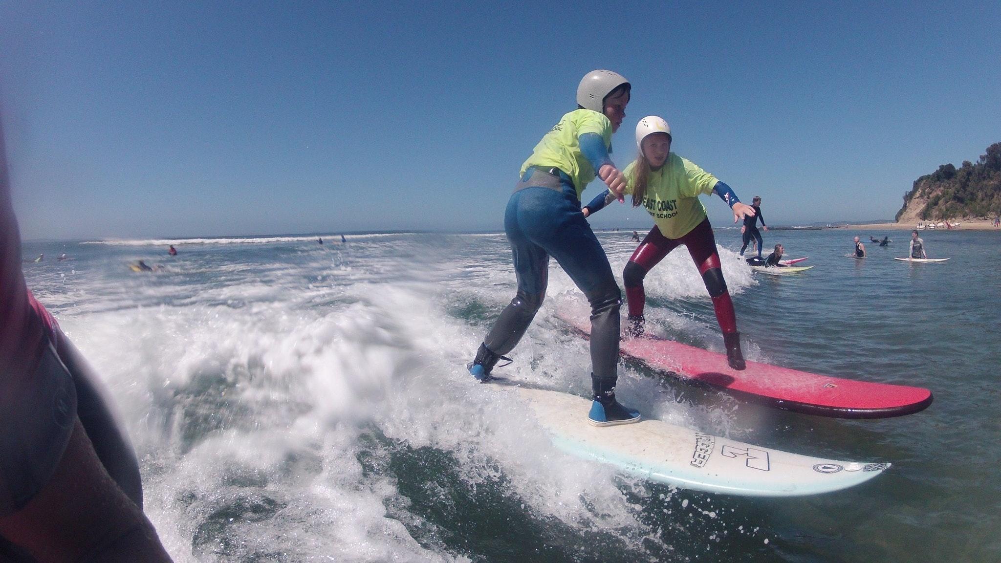 East Coast Surf School