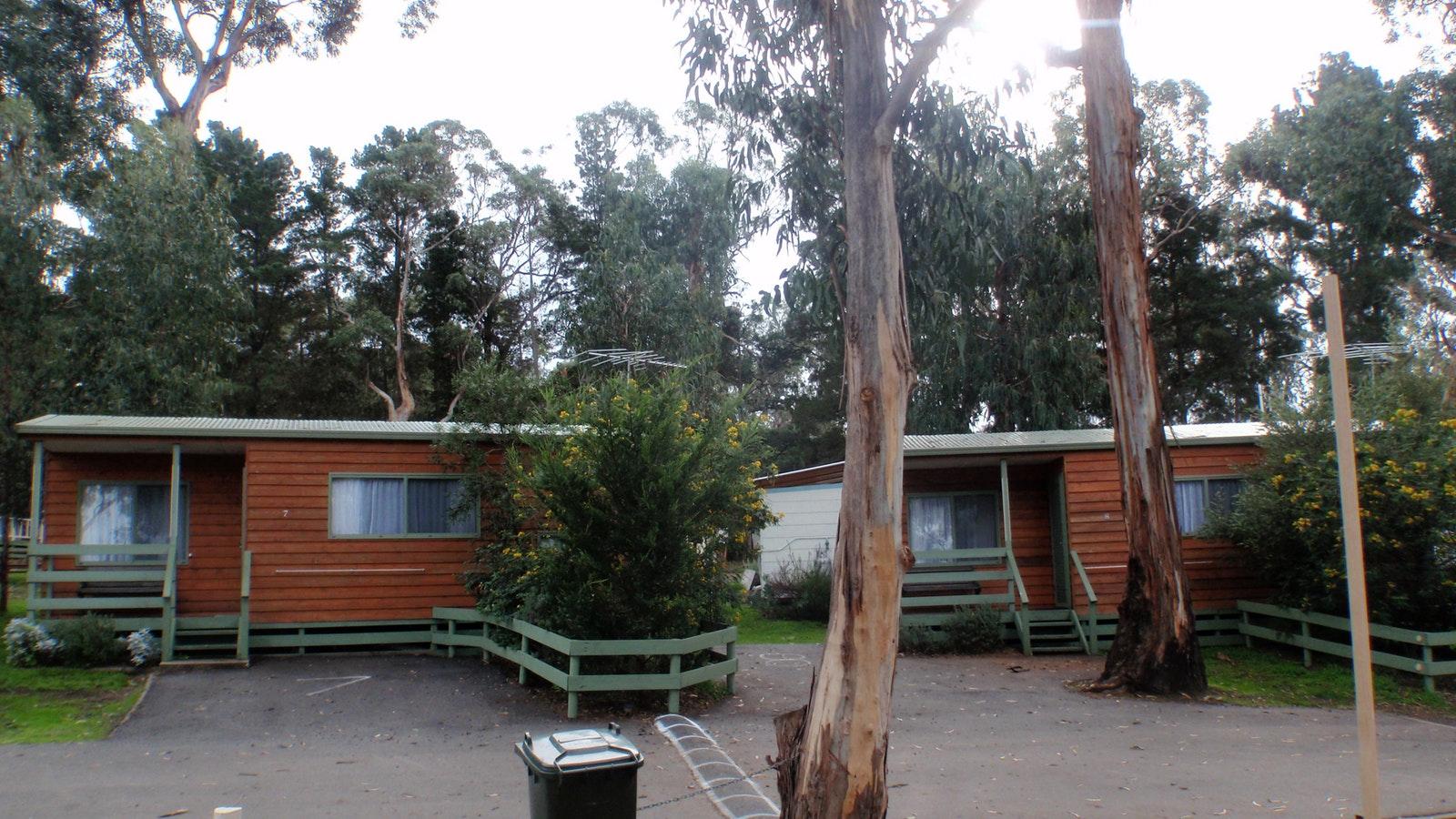Six berth family ensuite cabin