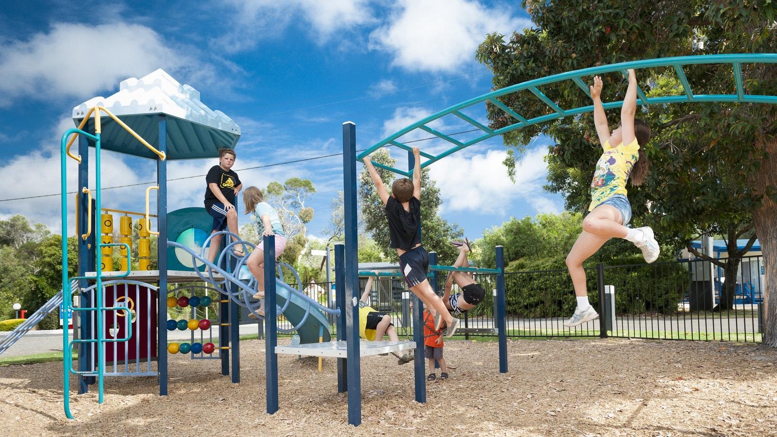 Phillip Island Caravan Park Playground