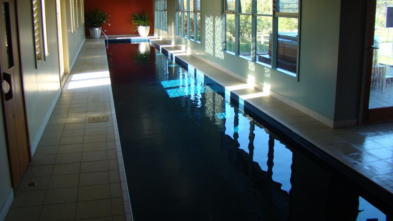Ramada Resort Phillip Island indoor swimming pool