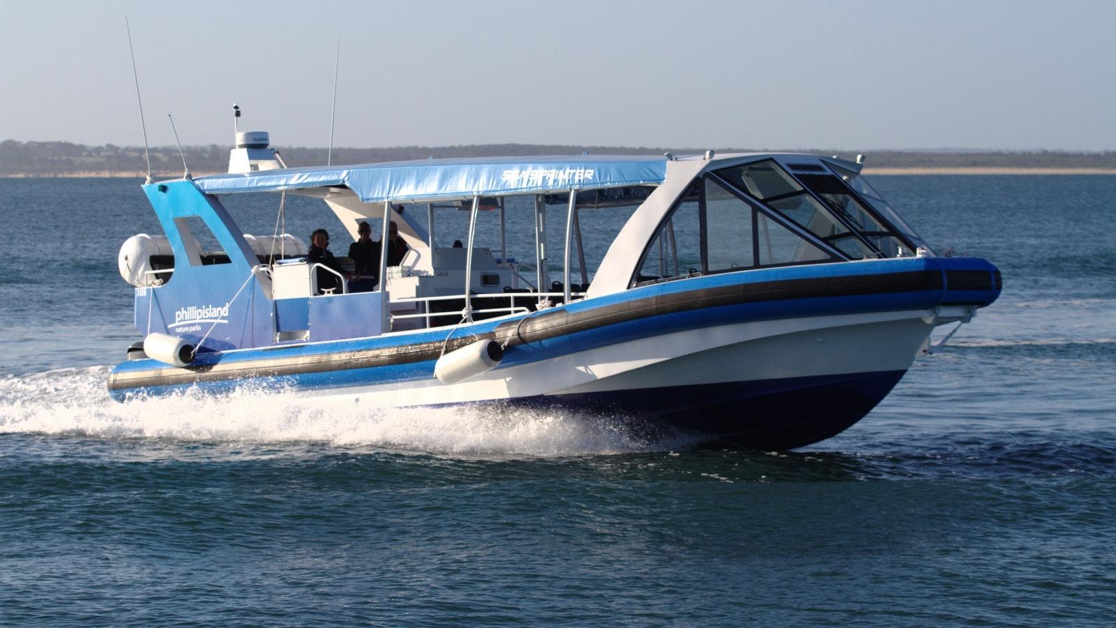 EcoBoat Tours