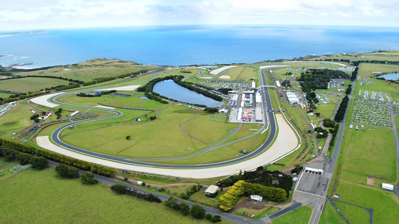 Phillip Island Grand Prix Circuit Vistor Centre