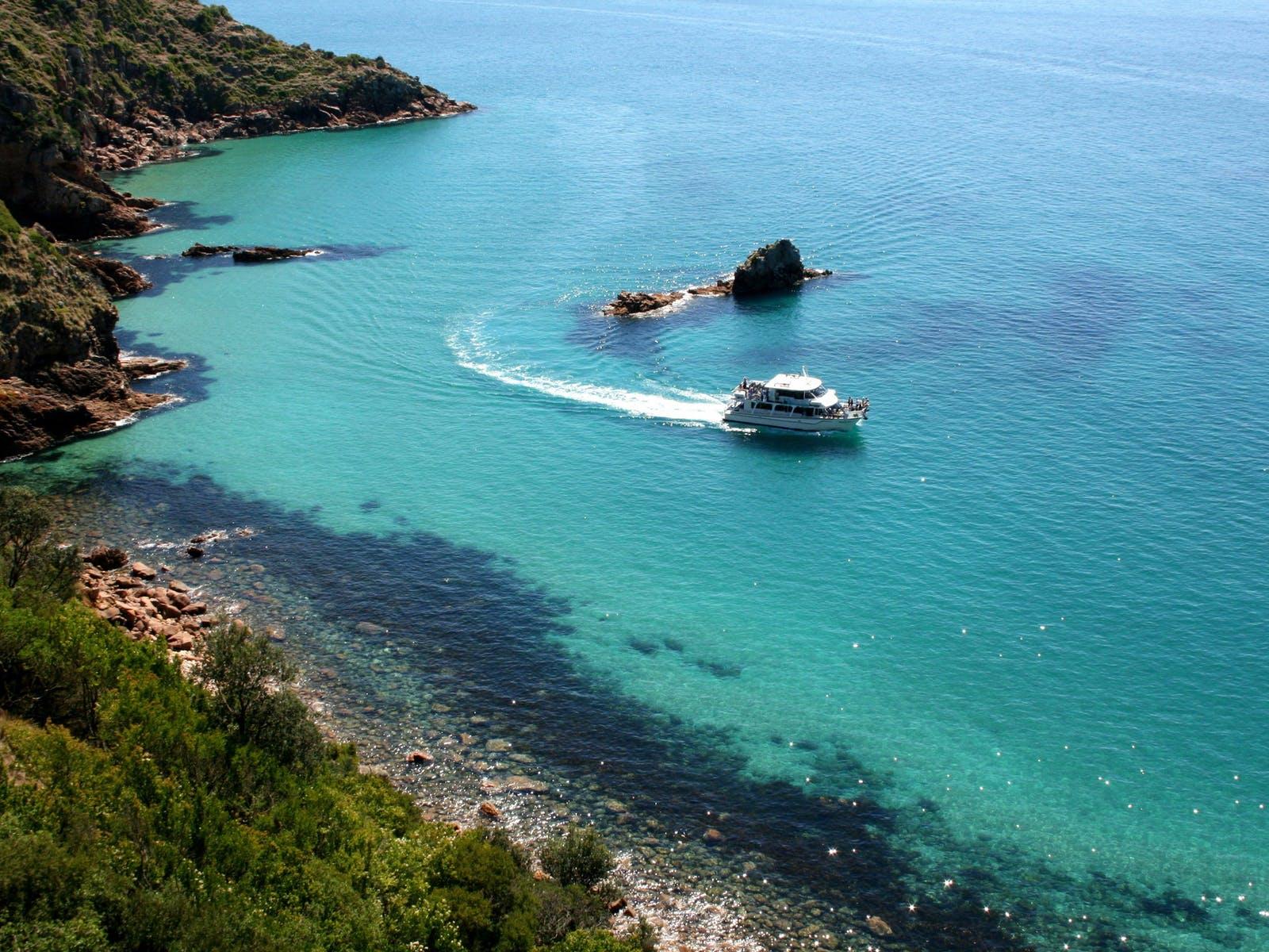 Cape Woolamai Cruise