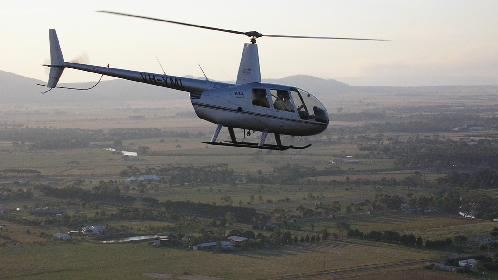 VH-YMI R44 Helicopter