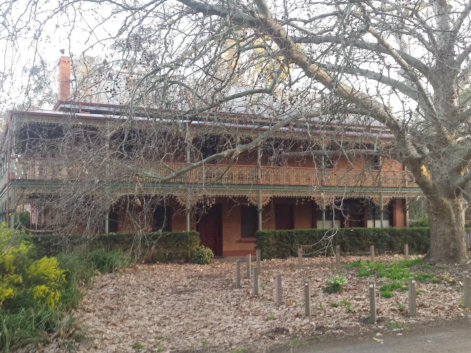 Opulent Victorian Accommodation