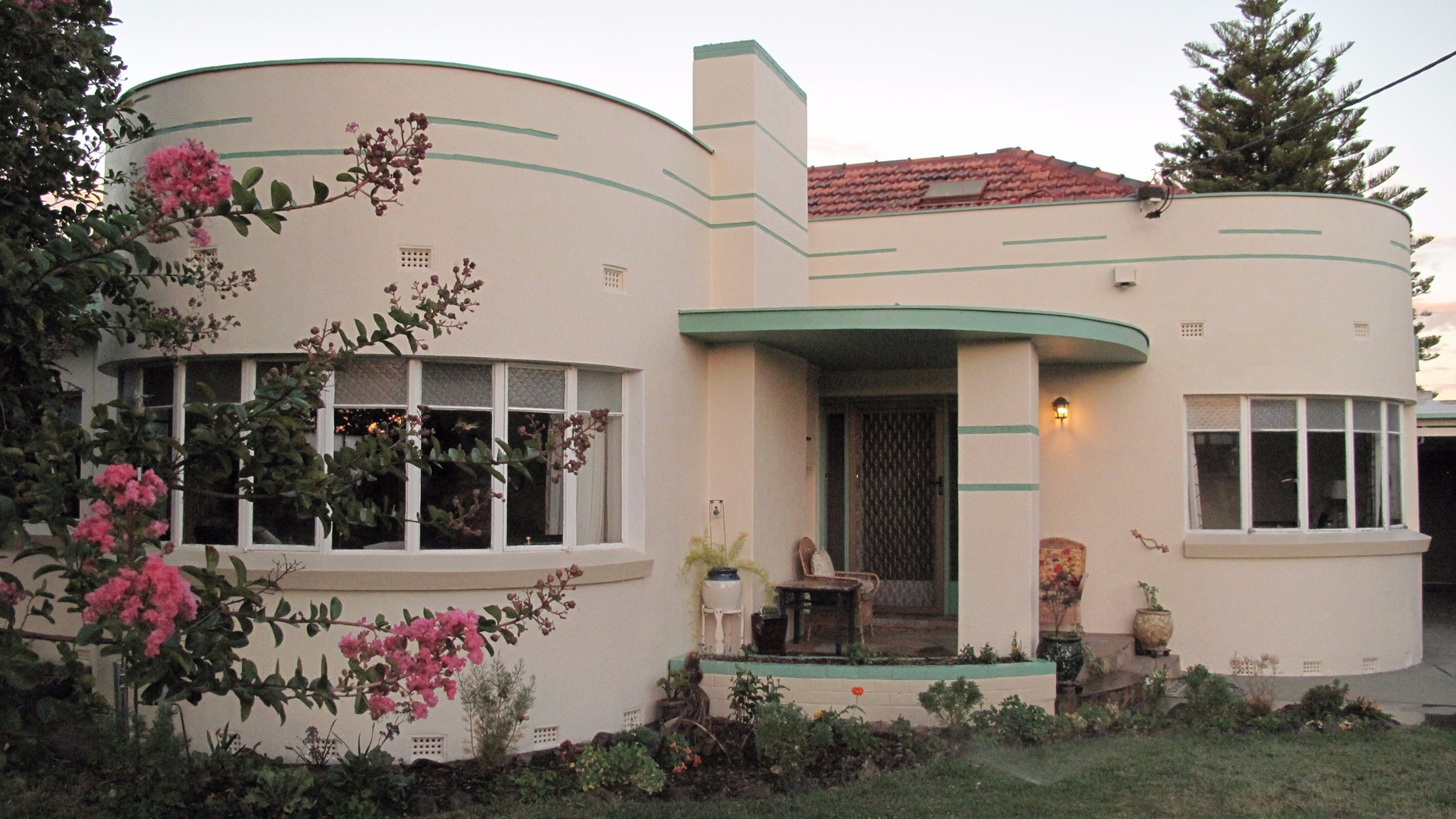 Photo of front of House