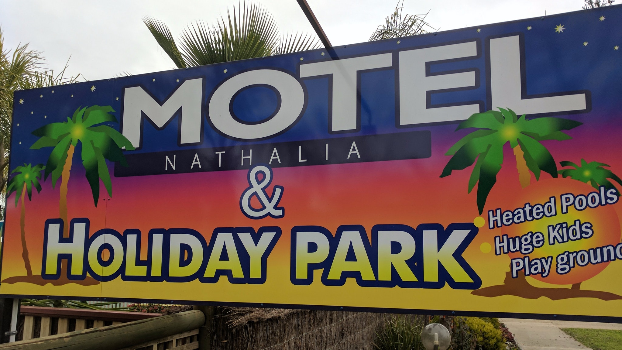 Nathalia Motel & Holiday Park