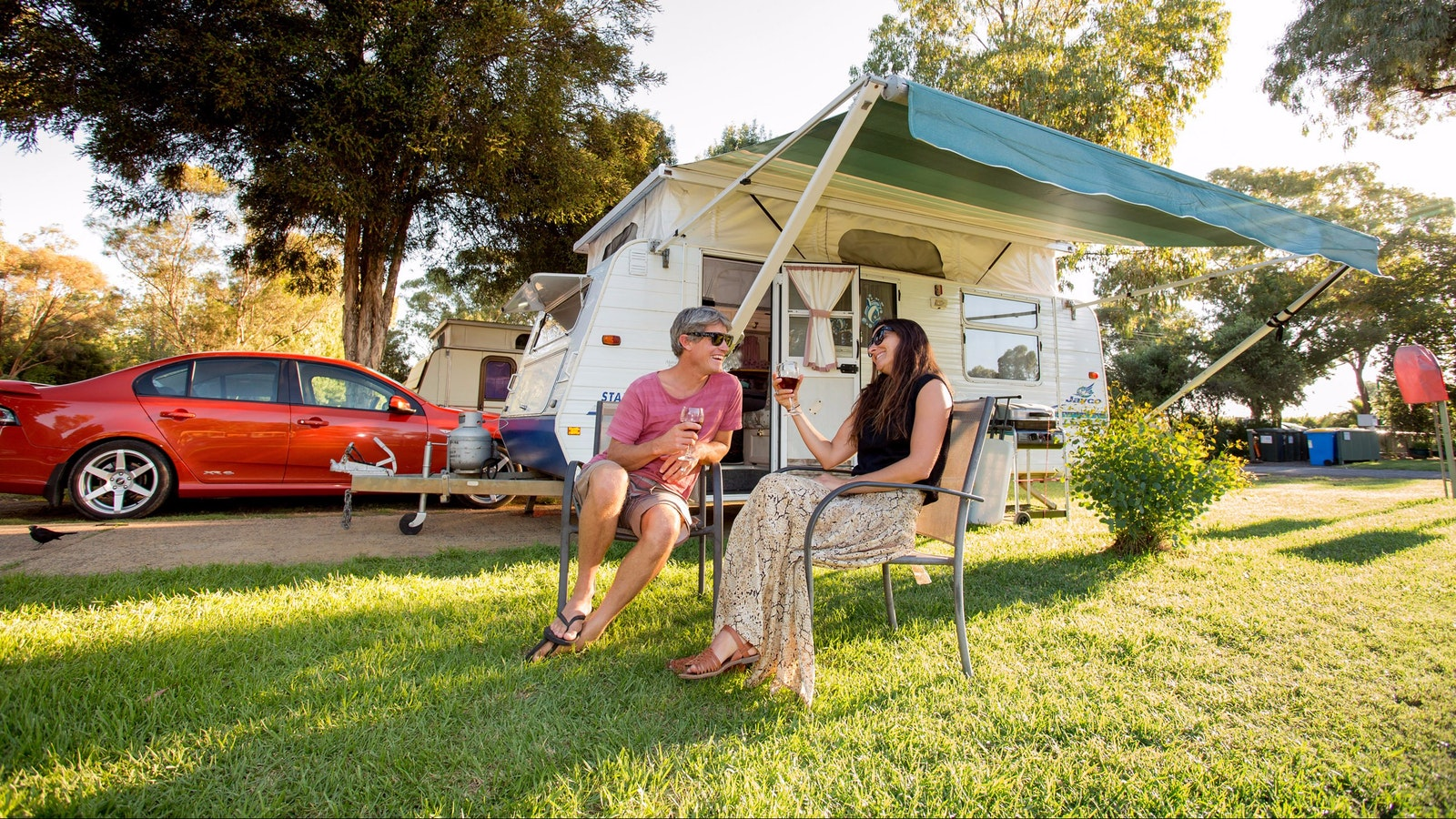 Secura Lifestyle Shepparton East caravan park