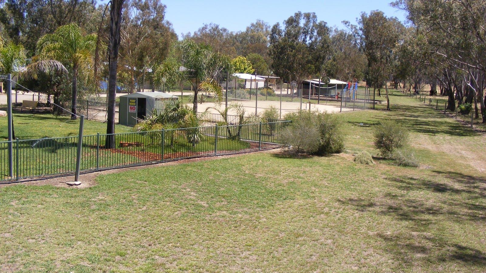 Tennis and Basketball Facility