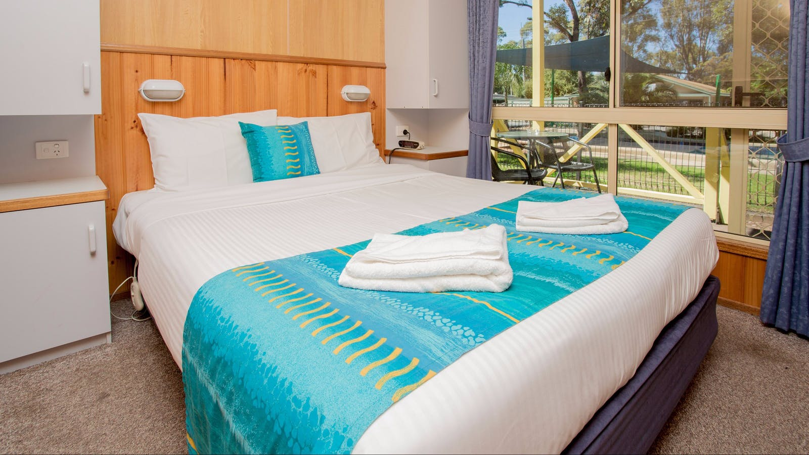 Secura Lifestyle Shepparton East cabin accommodation