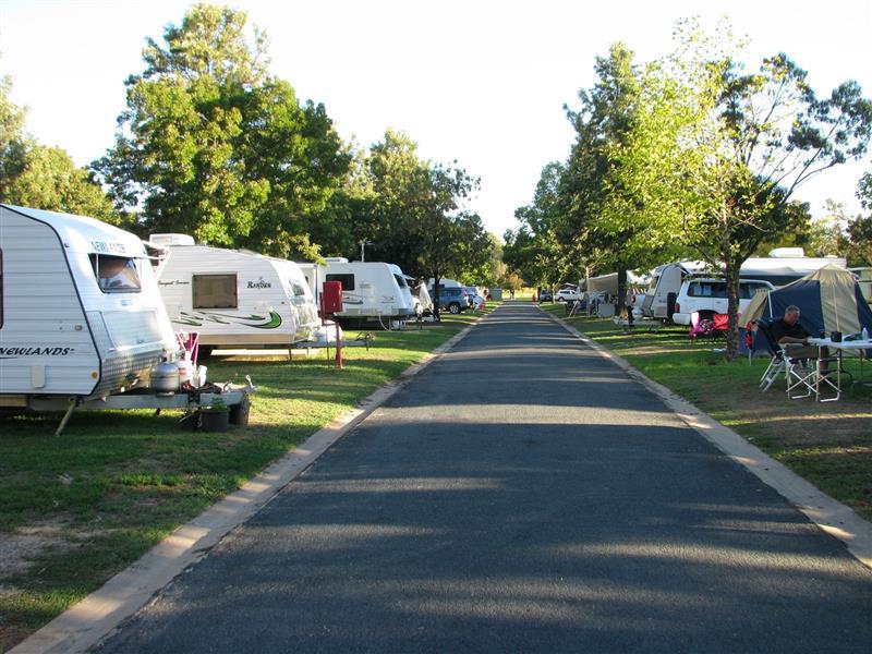 Camping, The Murray, Victoria, Australia