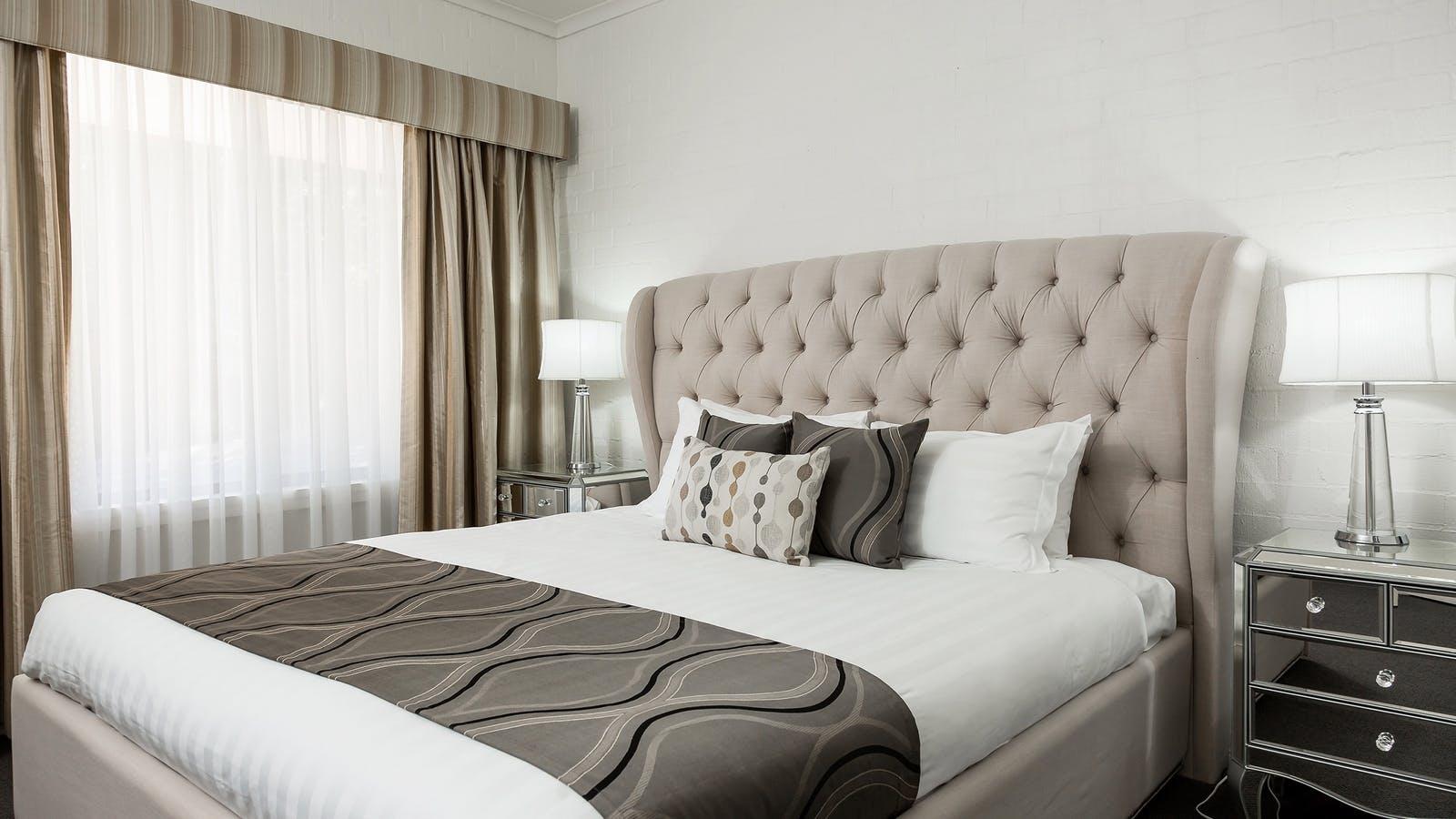 Envy Apartment Bedroom