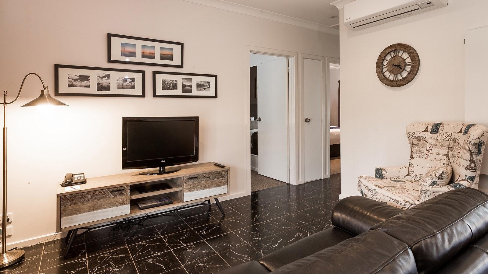 Two Bedroom Exec Lounge room