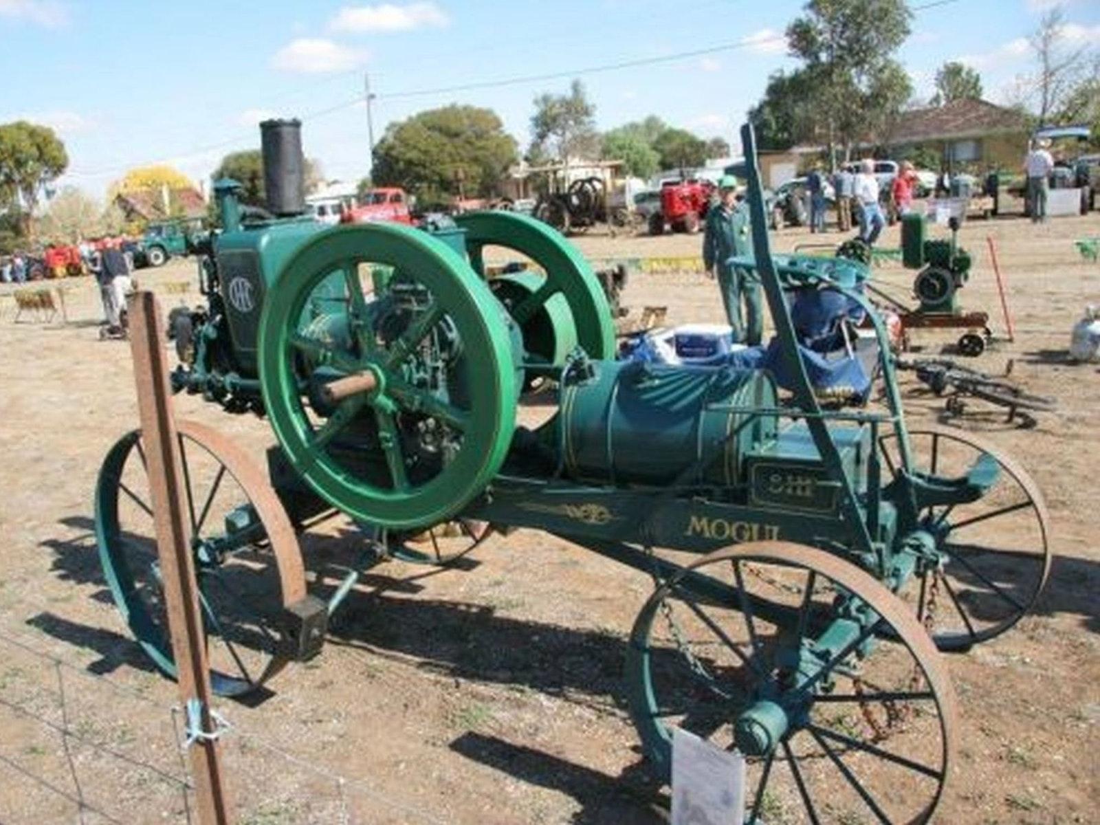 Lockington & District Vintage Tractor Rally