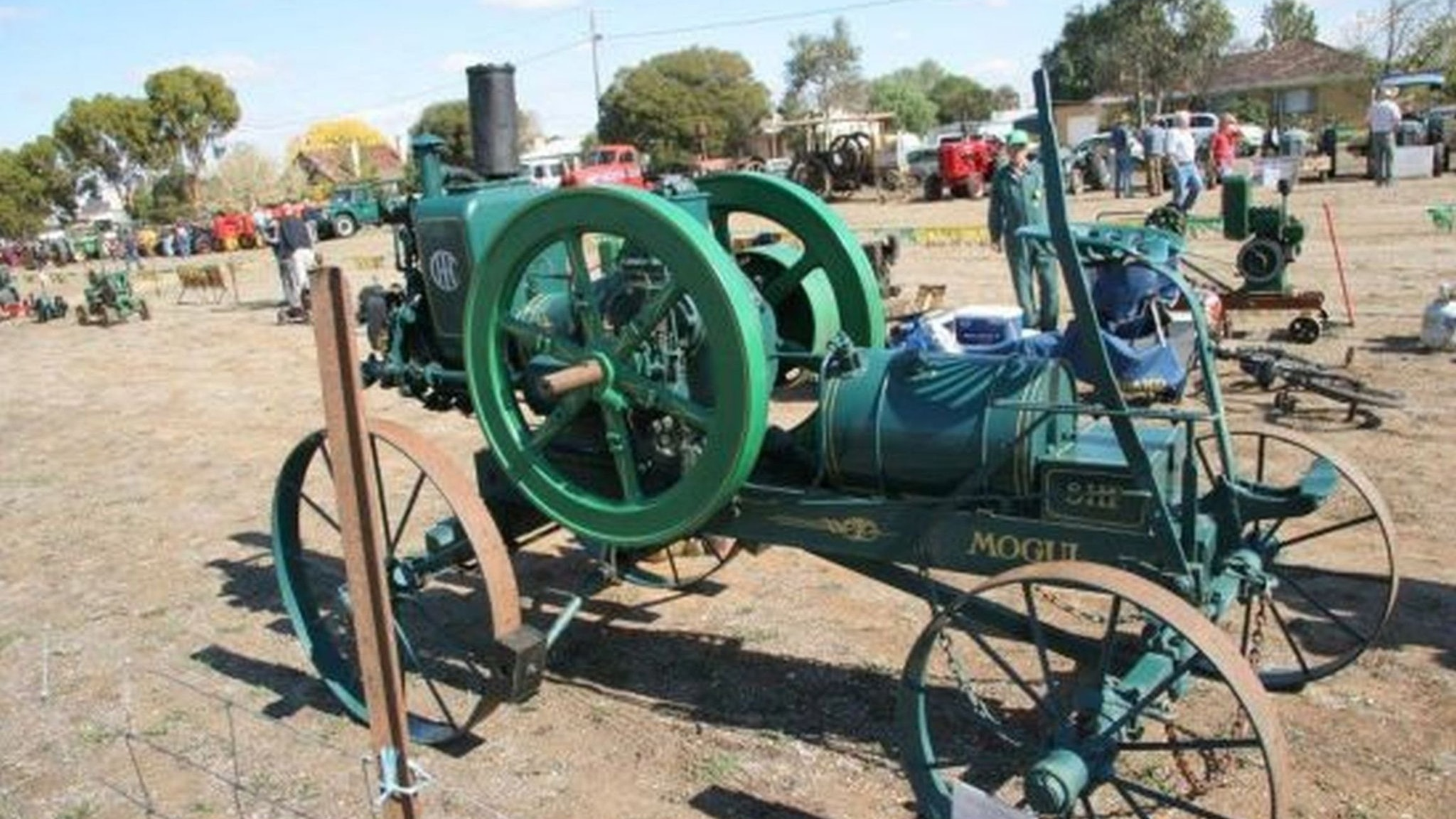 Lockington & District Vintage Tractor Rally