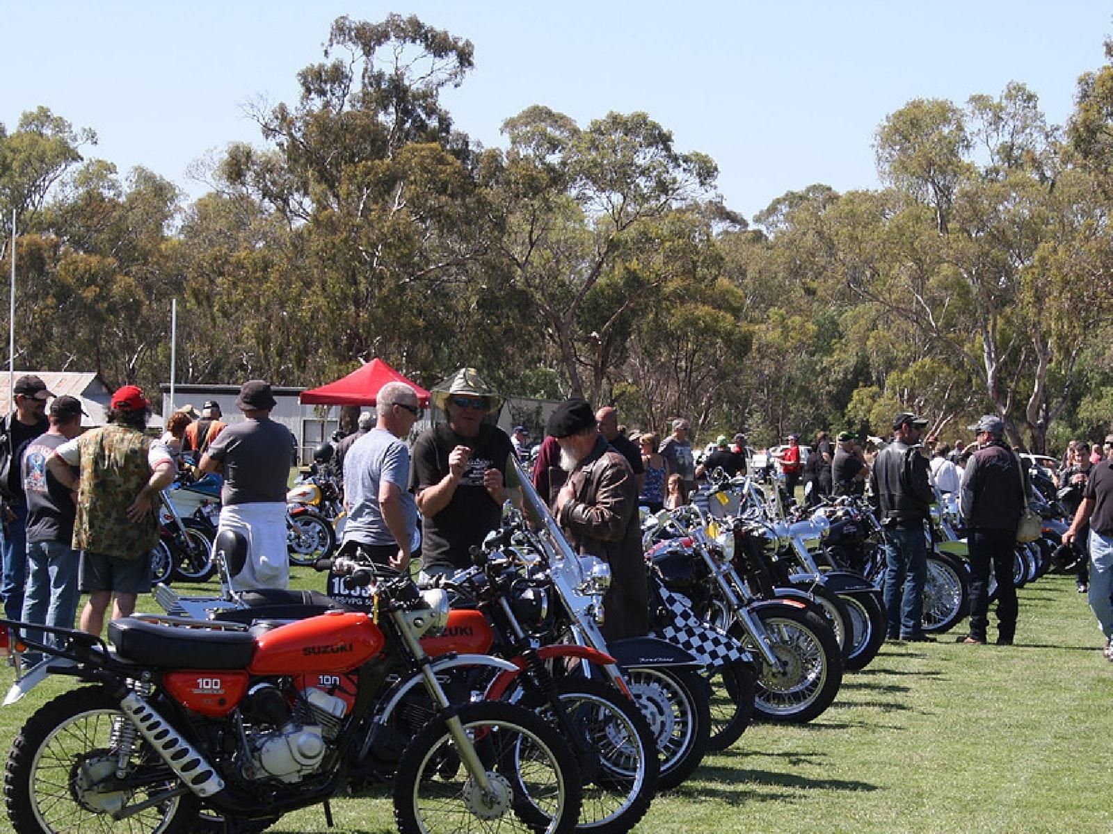 2016 Nathalia Fire Brigade Motorcycle Show