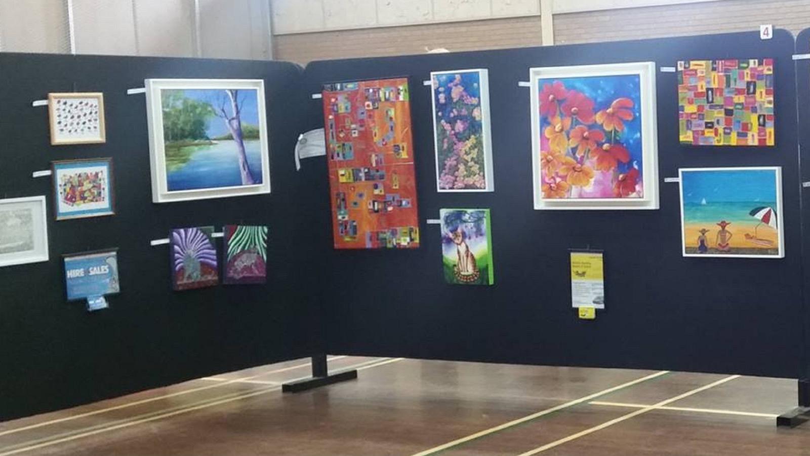 Rotary Club of Nathalia's  Annual Arts Show