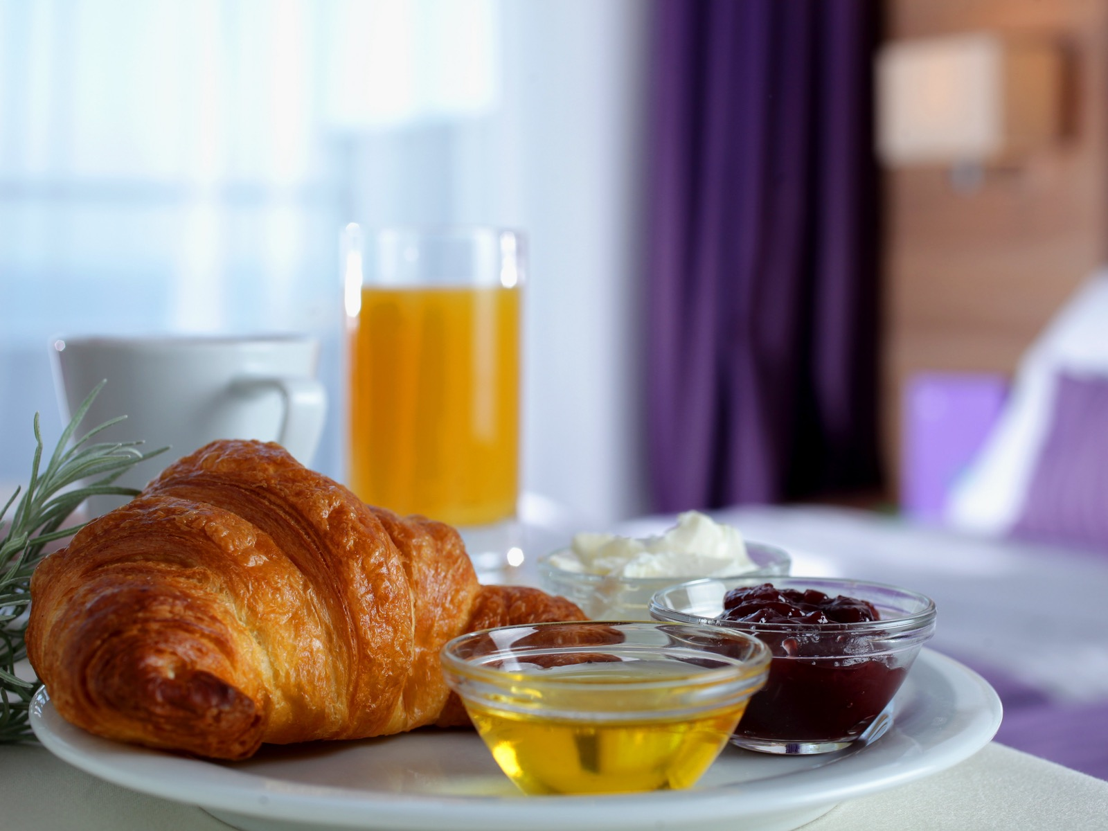 Breakfast Series