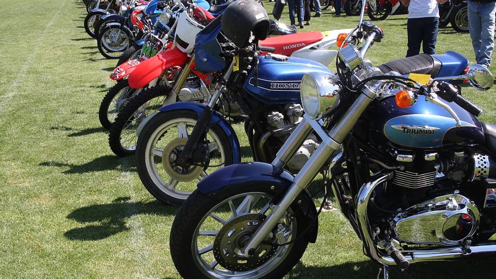 Nathalia Motorcycle Show