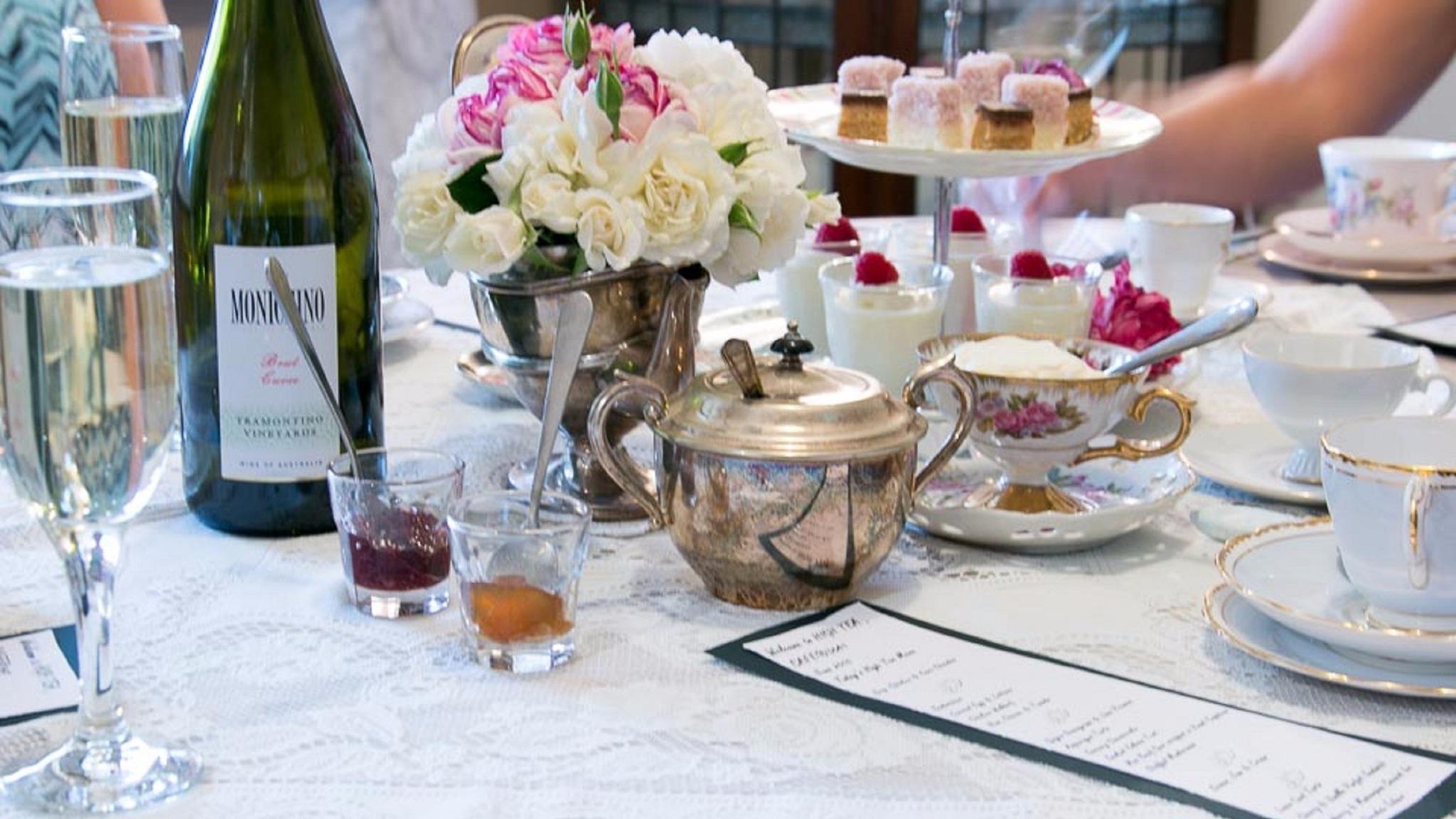 High Tea at Cafe 3641