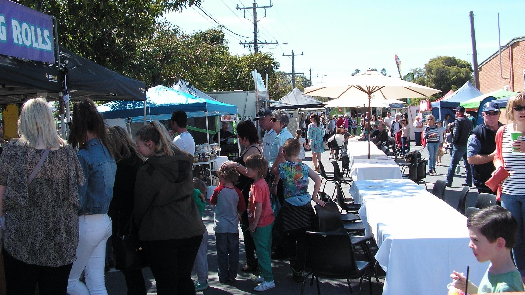 Numurkah Foodbowl Festival