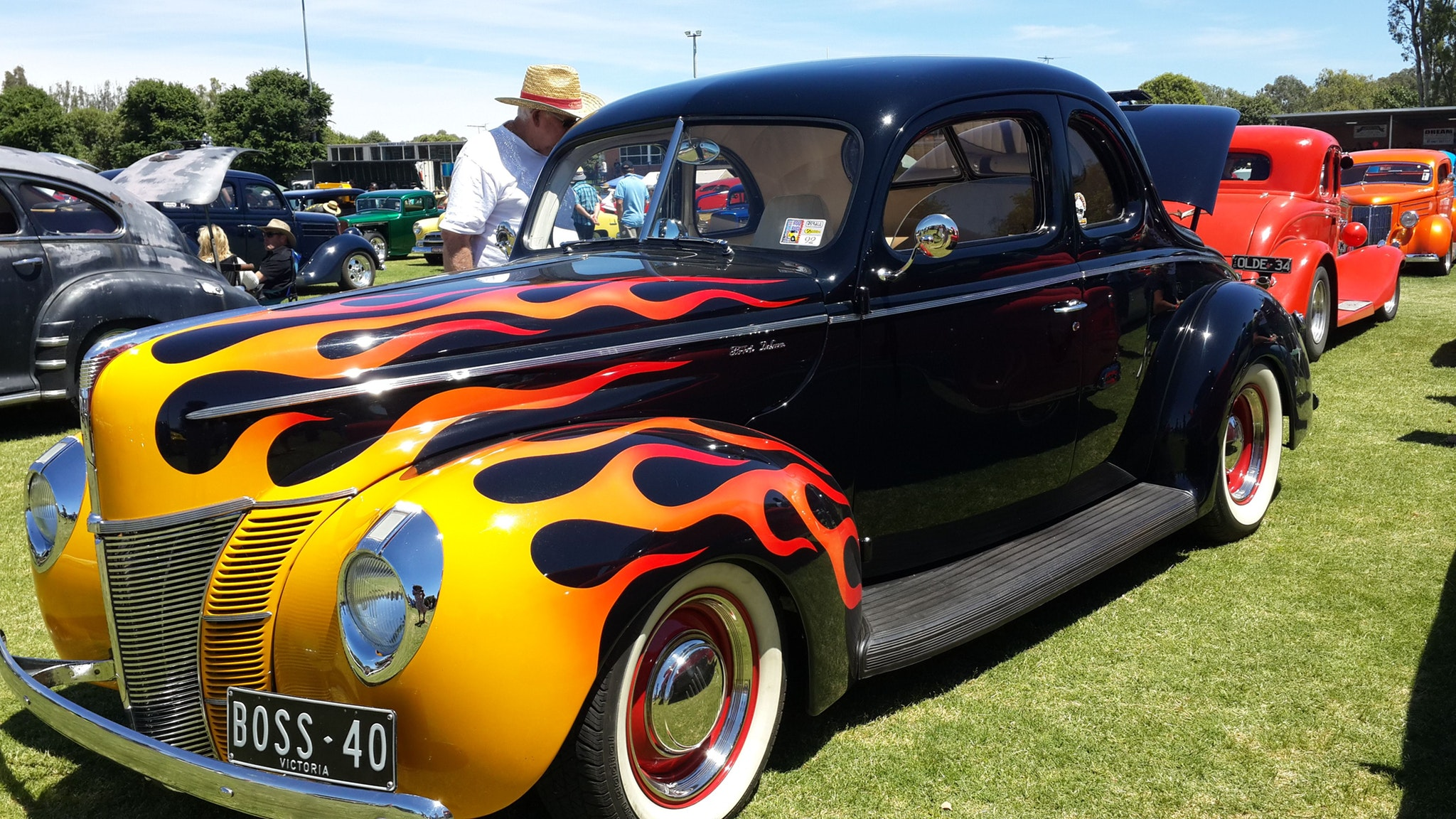 Lake Mulwala Rod Run