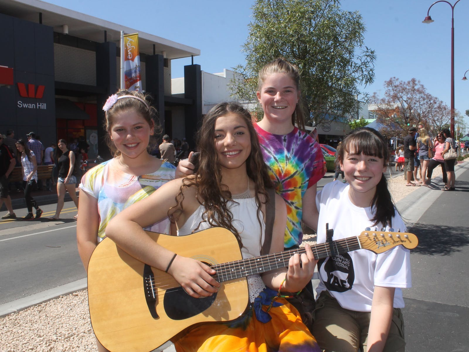 Swan Hill Market Day 2015