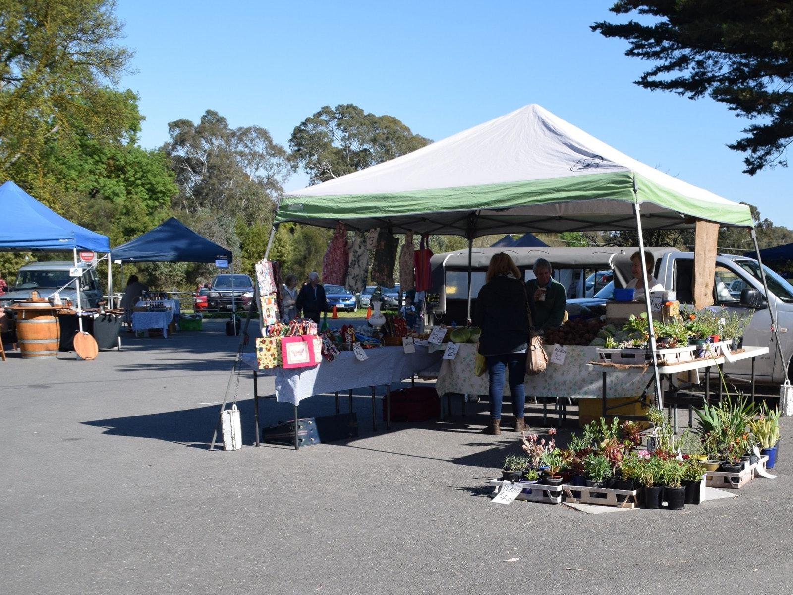 Swan Hill Rotary Market