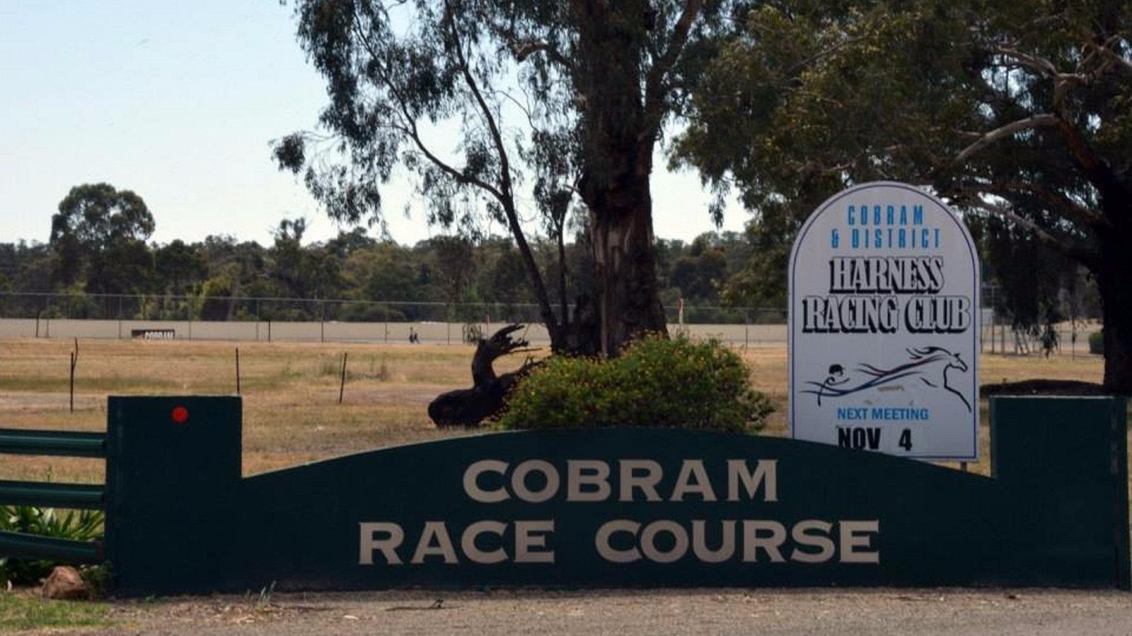 Cobram Race Course