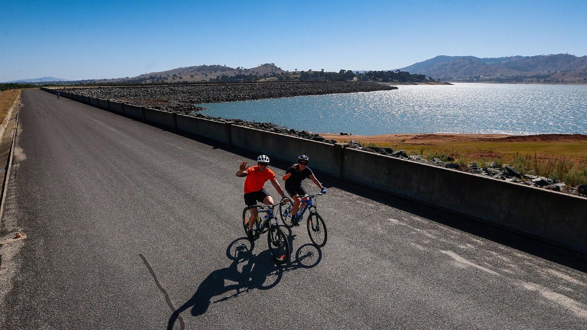 Lake Hume Cycle Challenge