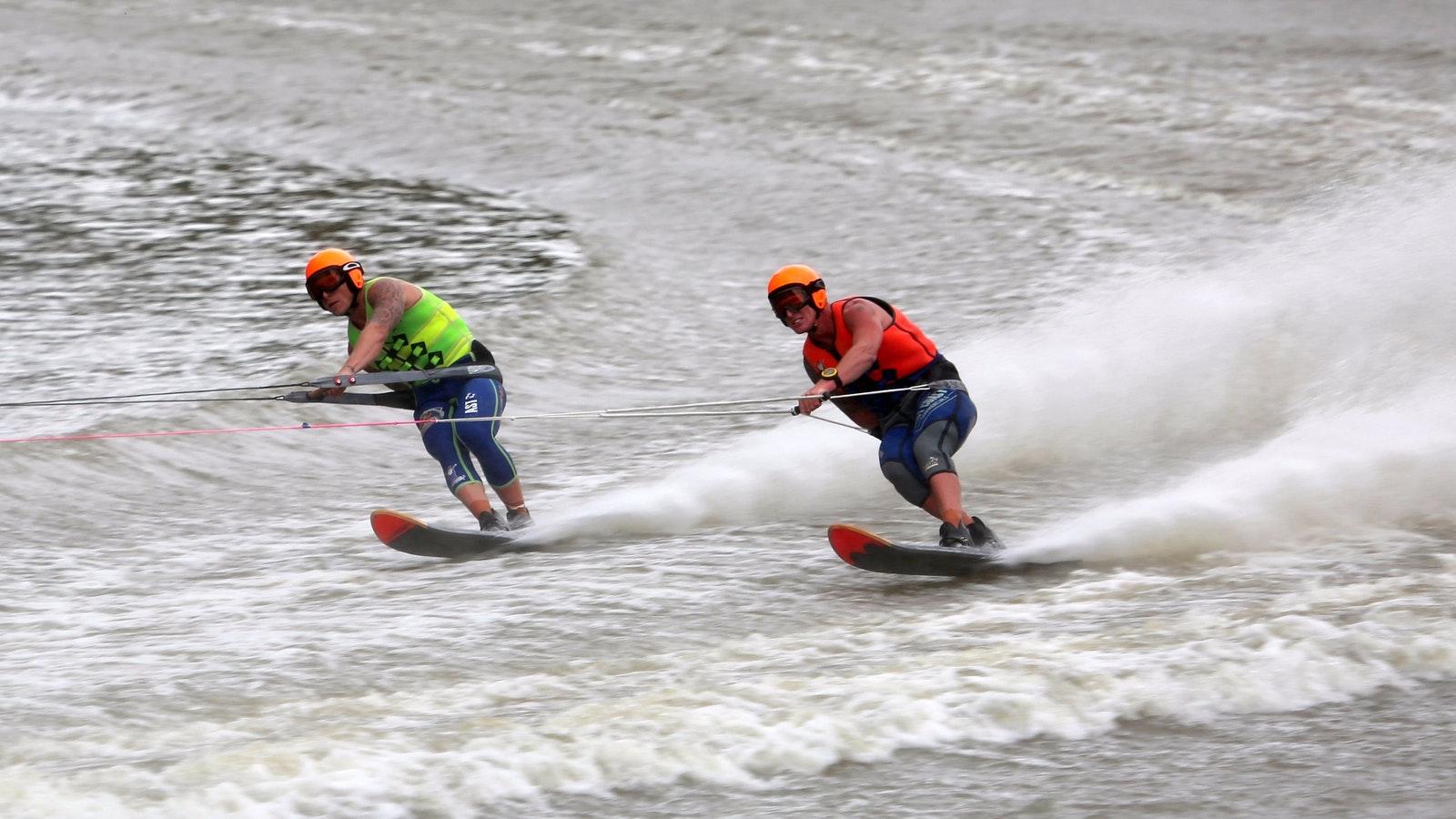 Merc Force Skiers
