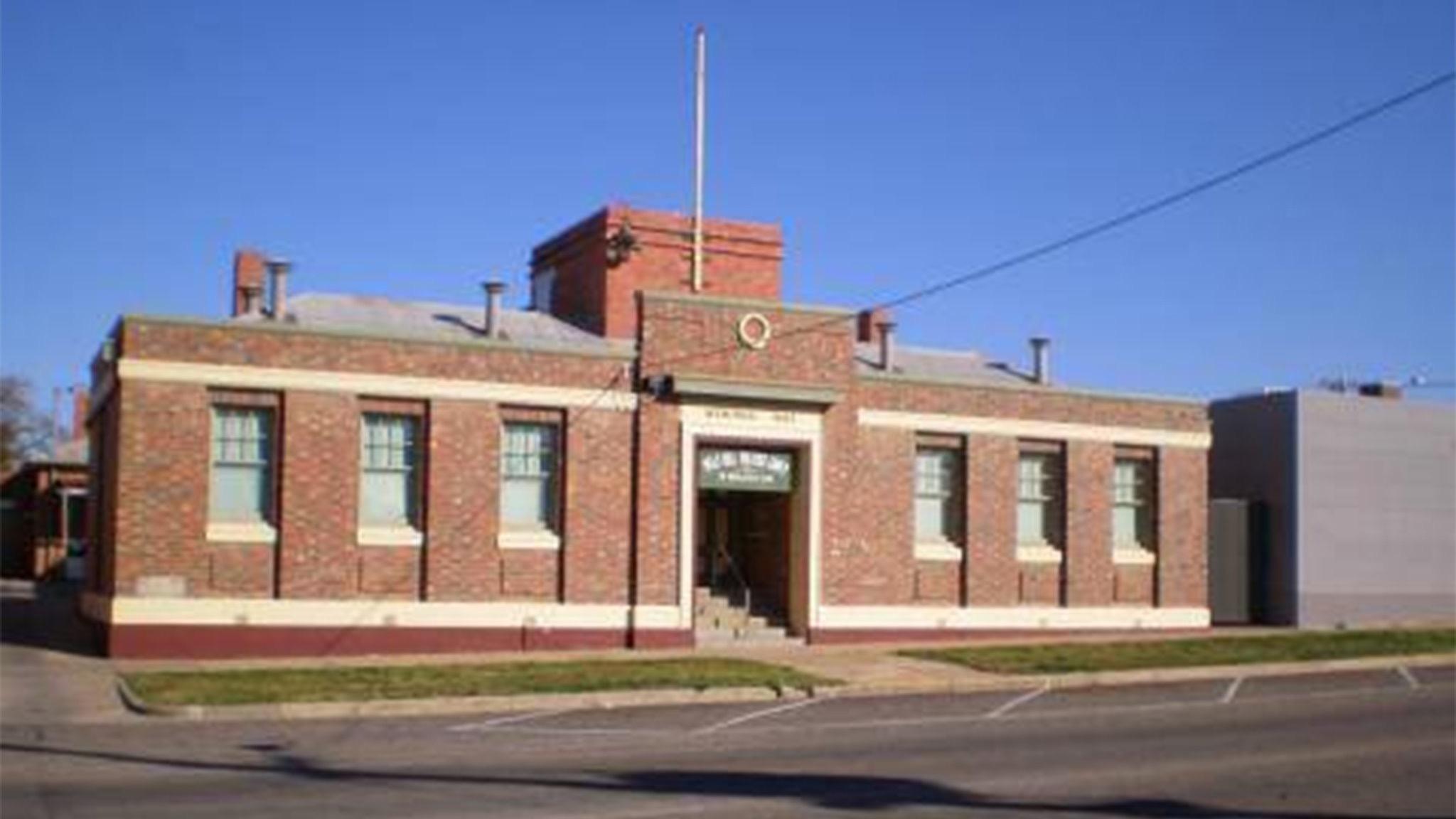 Swan Hill Memorial Theatre