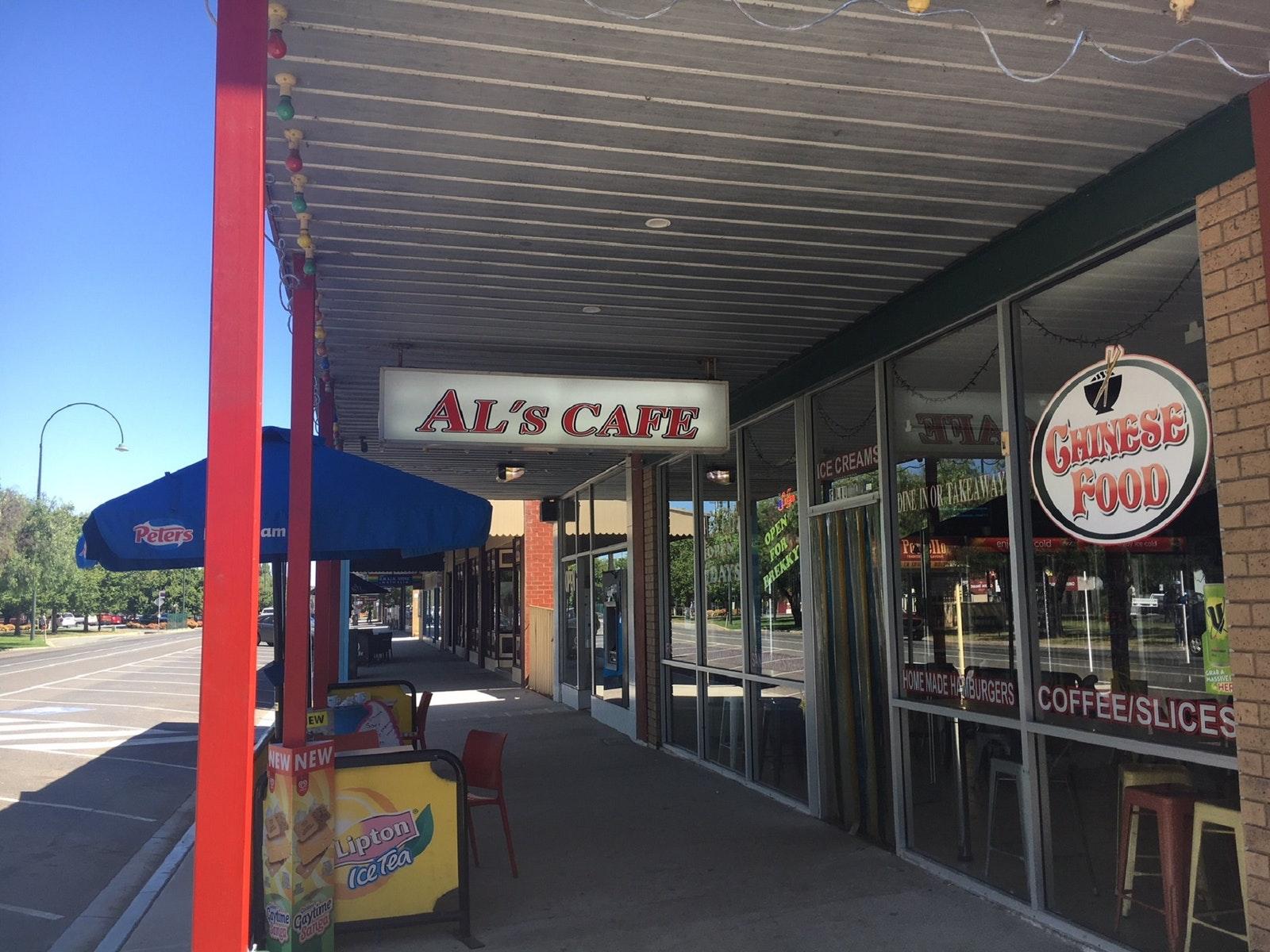 Al's Cafe - 14 Blake Street, Nathalia