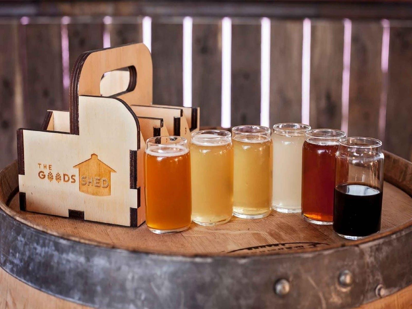 The Goods Shed Craft Beer Cafe